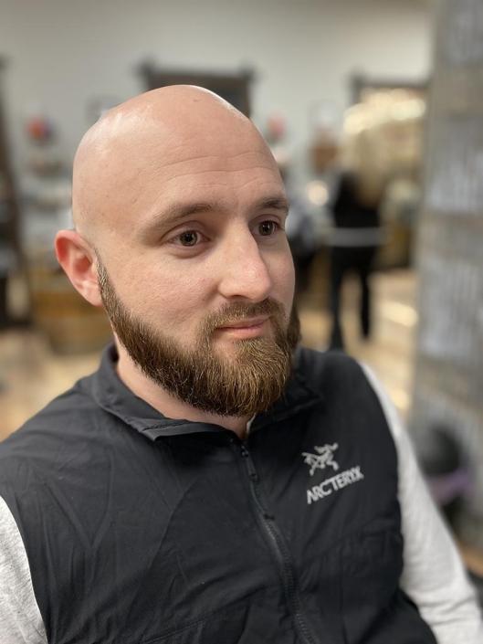Men's beard trim only.
