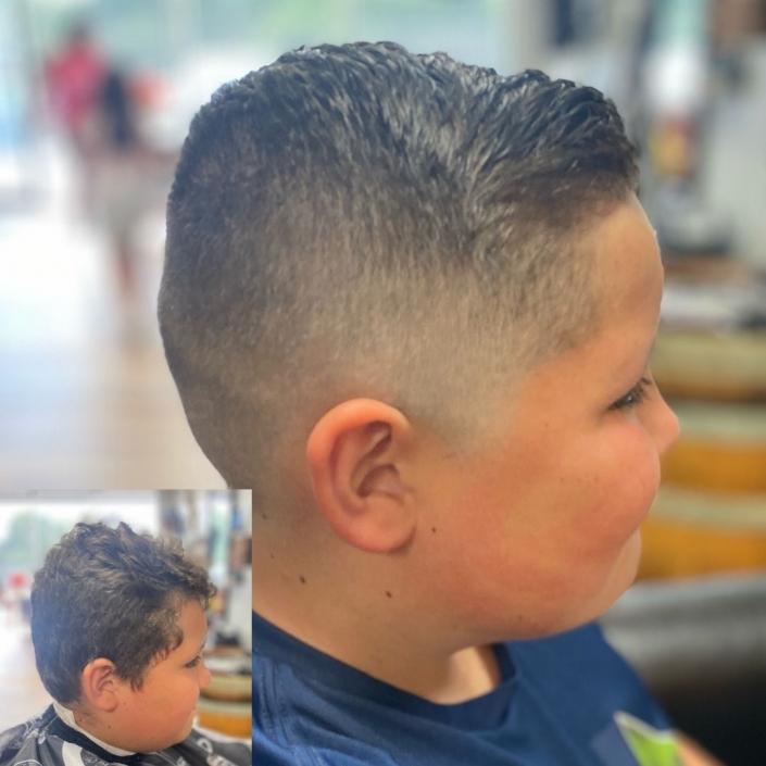 Boys-Haircut-Rock-Paper-Clippers-Kansas-City-MO-64151